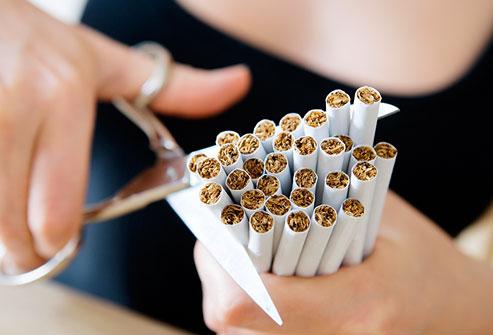 A dohányzásról való leszokás pozitív hatásai