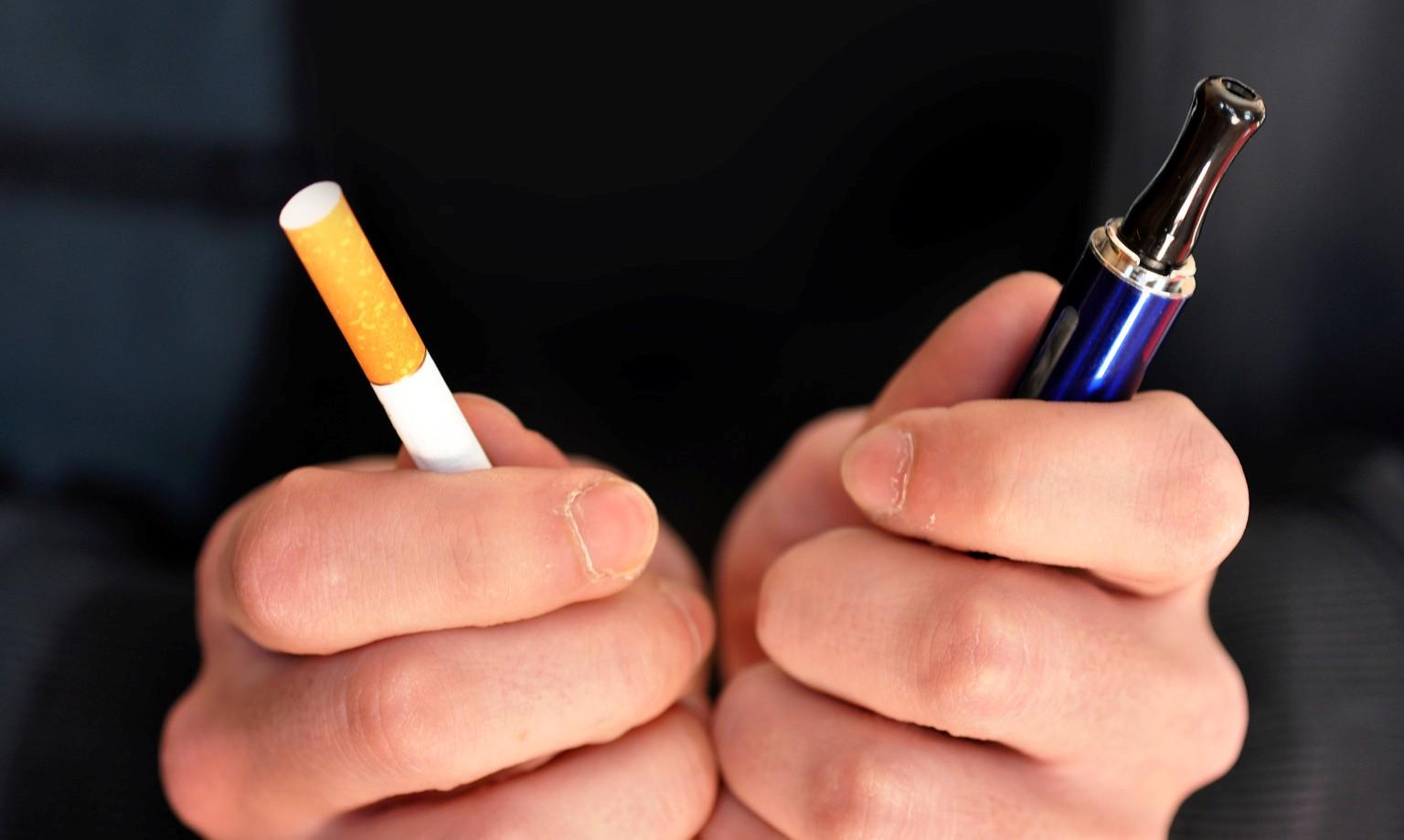 Leszokás elektromos cigarettával?