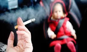 A passzív dohányzás hatása a gyerekekre