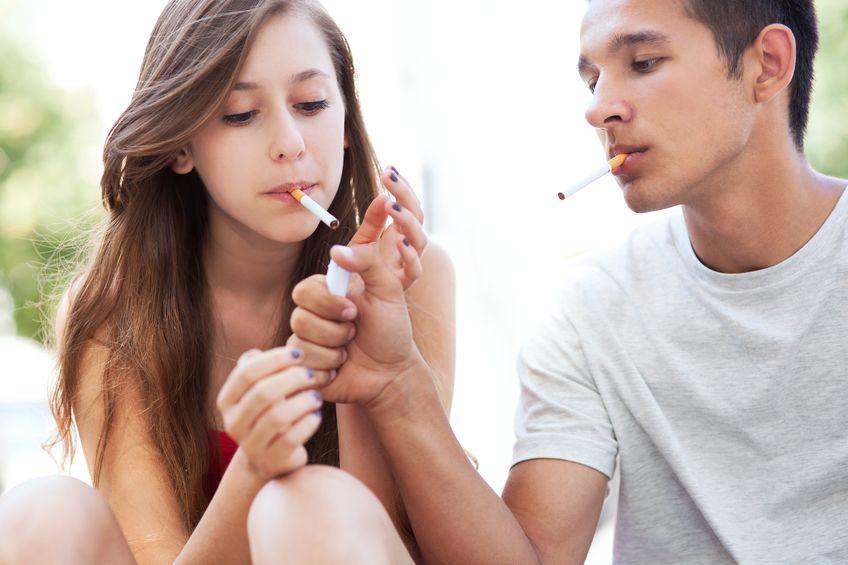A fiatalkori dohányzás káros hatásai